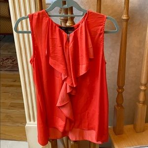 BCBGMAXAZRIA sleeveless blouse